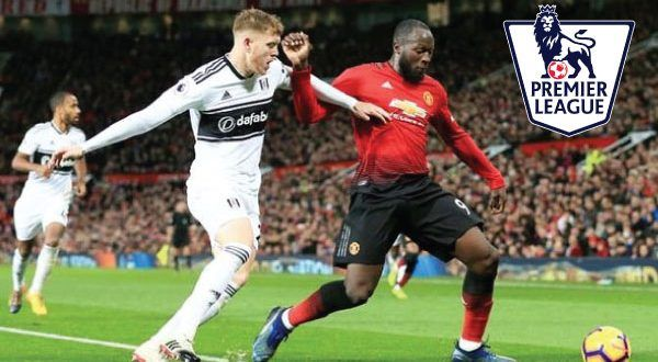 Manchester United Vs Fulham Live Football Match English Premier League Manchester United