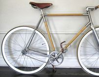 VÉLO FIXED GEAR by Felix Guyon , via Behance