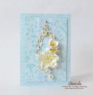 wedding card with video tutorial