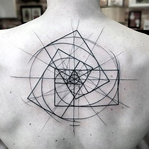 Incredibly Artistic Abstract Tattoo Designs (27)