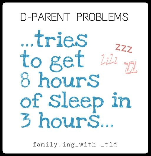 When it is one of THOSE nights... #Type1Diabetes #Dparenting #ActingLikeAPancreas