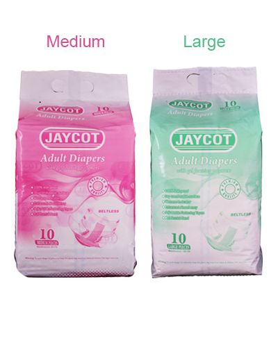 Are you in seek of wetness indicator diapers? ‪#‎Jaycot‬ offers ‪#‎AdultDiapers‬ that fades away when it is fully wet.  Buy online @ http://jaycot.com/health-care