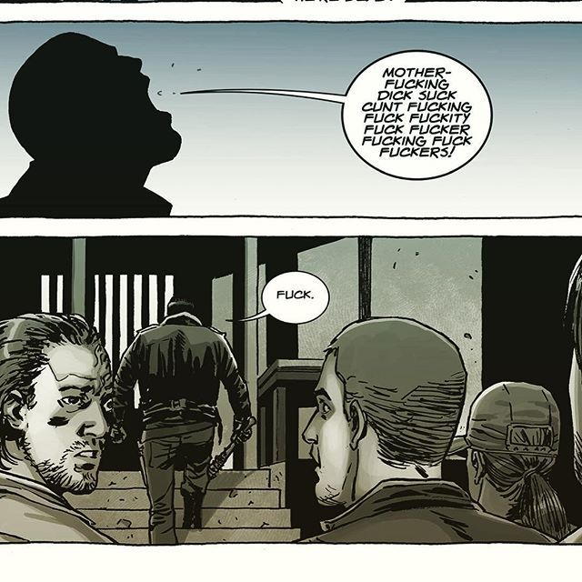 'The Walking Dead': Who Did Negan Find? - comicbook.com