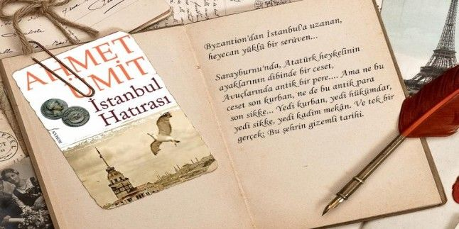 İstanbul Hatırası Ahmet Ümit Pdf E-Kitap Tanıtımı