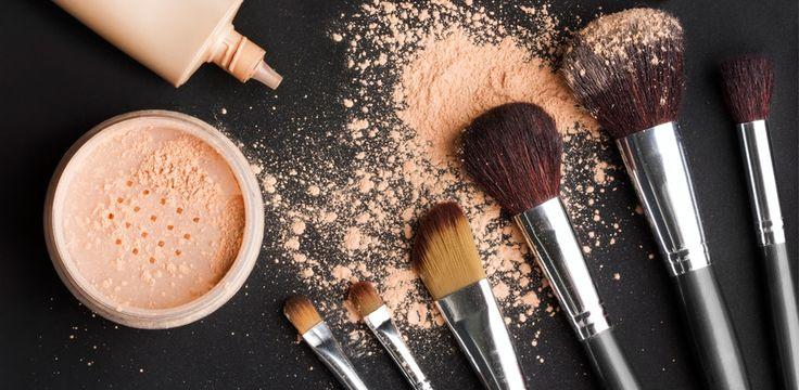 Jakie pędzle do makijażu OPIS wszystkich typów