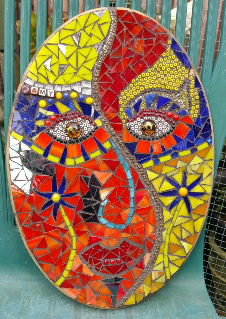 Mask Mosaic