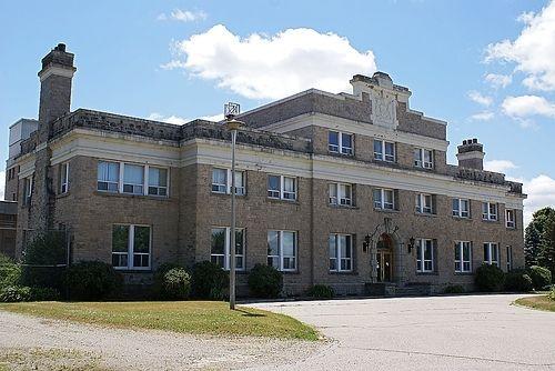 Guelph Correctional Centre, Guelph, Ontario Canada ...closed in 2004.