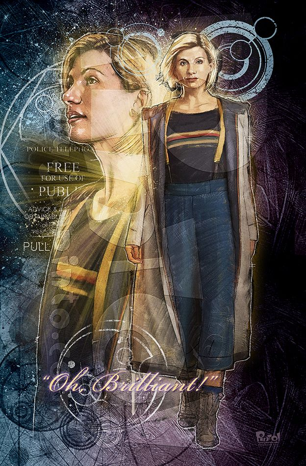 The 13th Doctor!