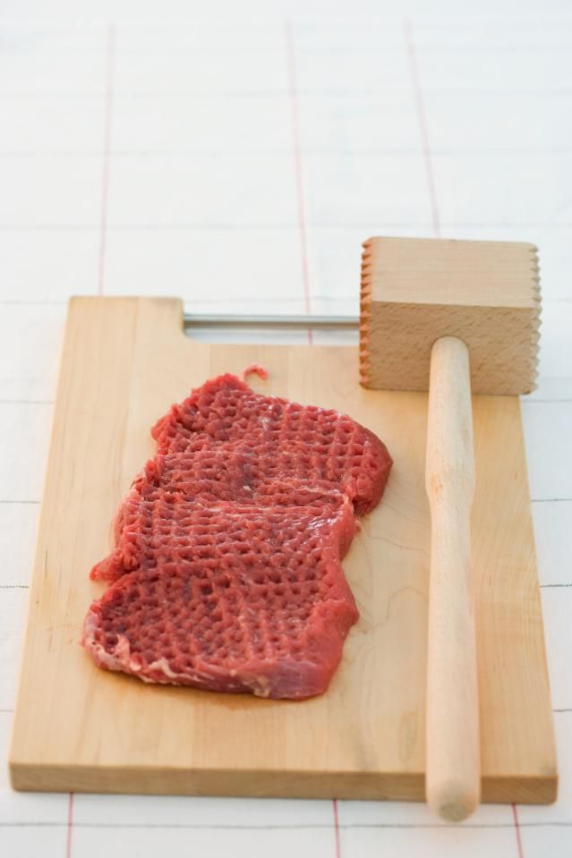 What is Cube Steak?: Cube steak
