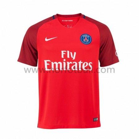 Billige Fotballdrakter Paris Saint Germain Psg 2016-17 Borte Draktsett Kortermet