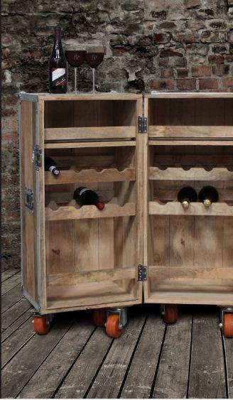 Bar cabinet. canett