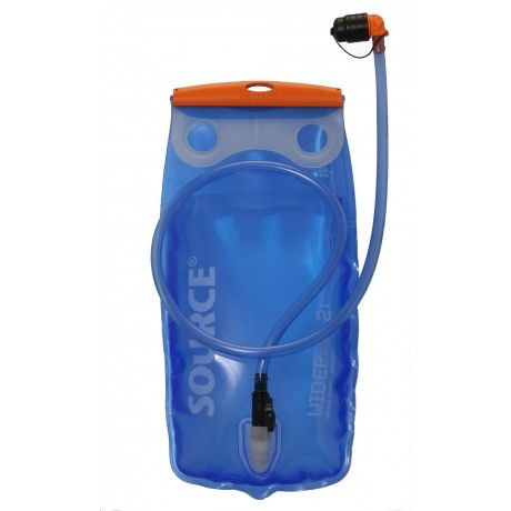 The Source Widepac is the most innovative, smart and successful design, the Widepac Hydration Reservoir makes filling, cleaning and draining easier than ever, and it's 100% leakproof.