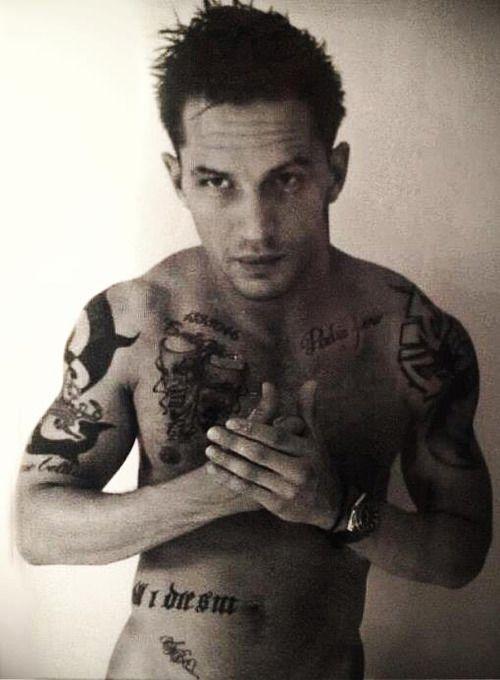Tom Hardy...oh my....
