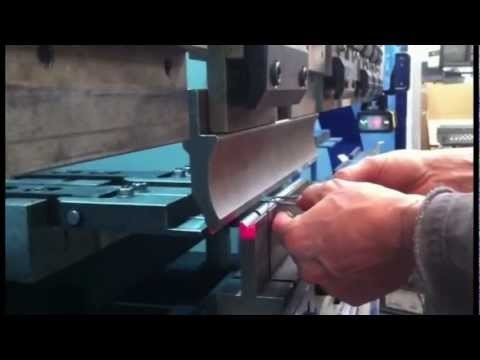 we add safety and value in old press brake