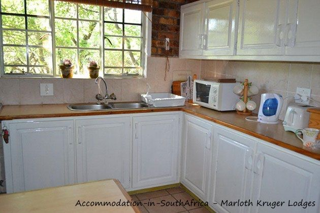 Self-catering accommodation available at Marloth Kruger Lodges.