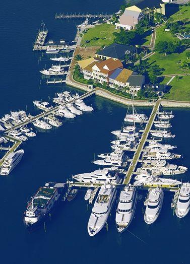 Grand Bahama Yacht Club, Freeport, Grand Bahama Island (part 2)