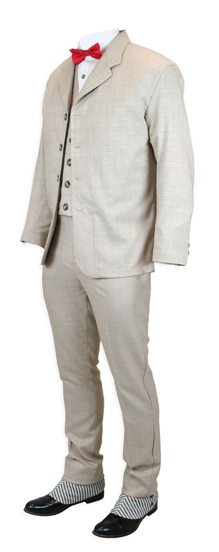 Wedding Mens Brown,Tan Plaid Notch Collar Suit Coat | Formal | Bridal | Prom | Tuxedo || Wooster Sack Coat - Tan Plaid
