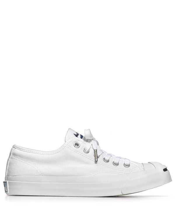 bb694168c67e Converse Jack Purcell White Core Sneakers - everyone should have a pair of  these in their closet!