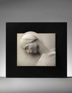Adolfo Wildt - Mater purissima - 1919 - collezione privata