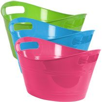 17 Best Images About Decorated Plastic Buckets On