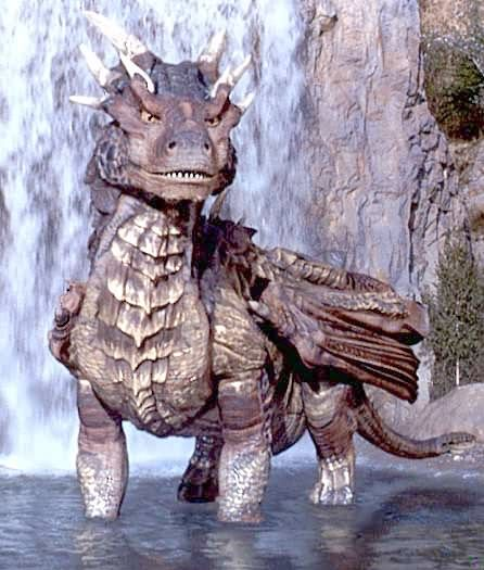 DragonHeart. As silly as this movie was, it sparked my love for dragons that has only continued and intensified throughout the years. :)