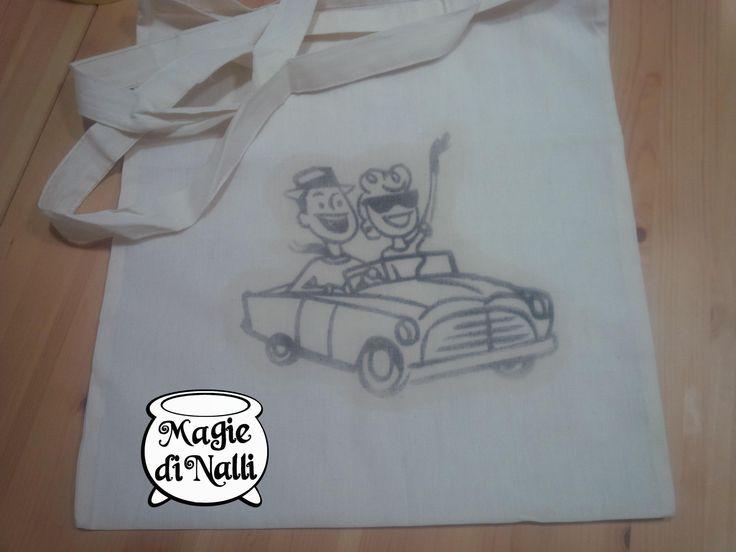 Nuove borse shoppers personalizzate