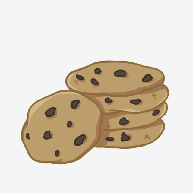 chocolate chip cookie illustration cookies cookies illustrations png transparent clipart image and psd file for free download in 2020 cartoon cookie chocolate chip cookies chocolate chip chocolate chip cookie illustration