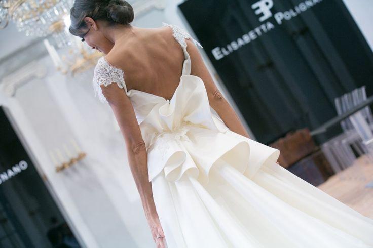 """Scegliere l'abito da sposa? È come se si """"scoprisse"""" il cuore. Ci porta in un """"mondo di profondità"""" Livia, titolare dell'atelier """"Il Giadino Fiorito delle Spose"""" di #Roma"""
