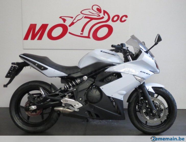 Kawasaki er6-f abs ***motodoc.be***achat***vente***reprise - A vendre
