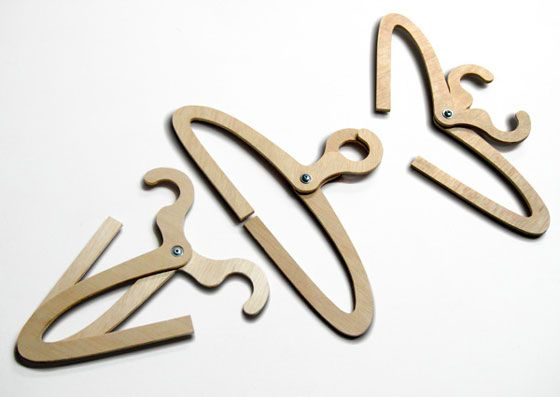 5 cool and innovative clothes hanger designs cool stuff