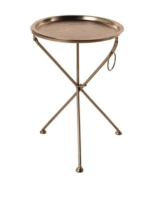56% OFF Marrakech Tea Table, Brass