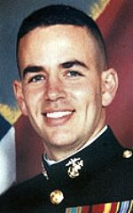 Marine Maj Jay T. Aubin, 36, of Waterville, Maine. Died March 21, 2003, serving during Operation Iraqi Freedom. Assigned to Marine Aviation Weapons and Tactics Squadron 1, 3rd Marine Aircraft Wing, Marine Corps Air Station Yuma, Arizona. Died of injuries sustained when the CH-46E Sea Knight helicopter he was piloting developed mechanical problems and crashed in Kuwait while ferrying U.S. and British Marines toward the combat zone in Iraq.