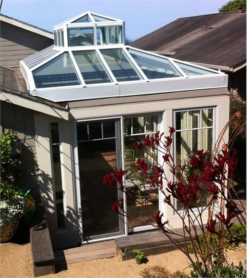 Roof Lantern Skylight by Solar Innovations on HomePortfolio