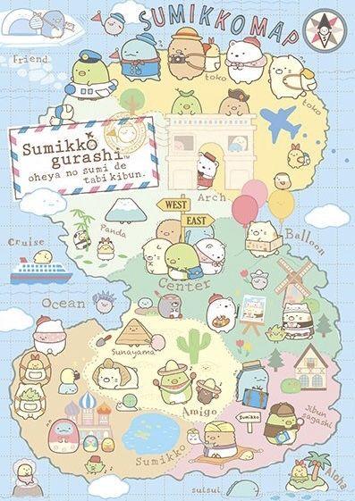 Sumikko Gurashi Sumikko Gurashi In 2019 Cute Doodles
