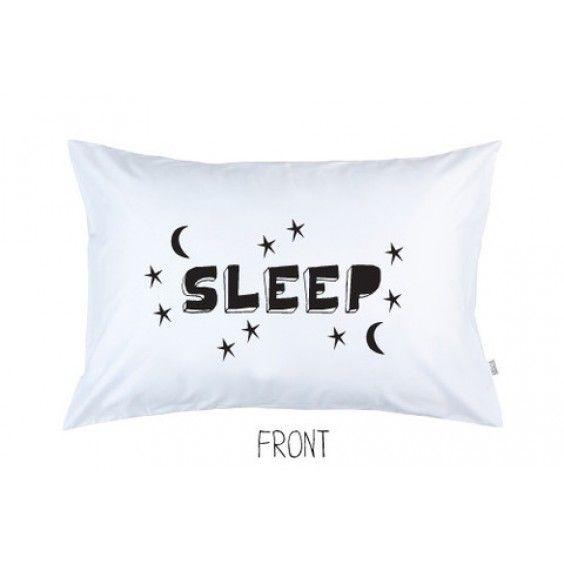 Burrow & Be - Sleep/Play Pillowcase