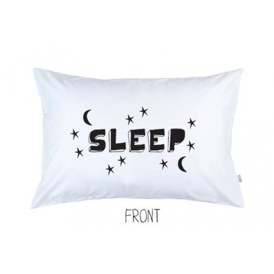 Burrow & Be - Sleep/Play Pillowcase