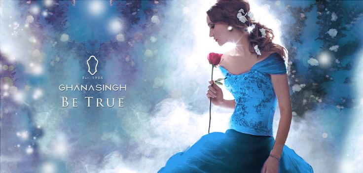 Glamour has a new hue, it's nothing else than blue!  The hue of unmatched elegance, #BeTrueToBlue
