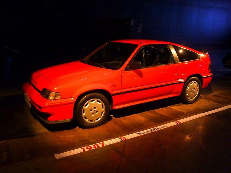Honda CRX 1987