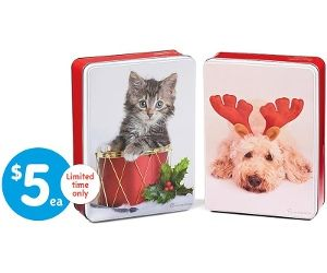 Kittens Or Puppies Tins 300g