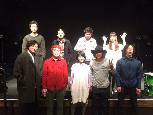 4/1水戸、Schroeder-Headz×Rei×Keishi Tanaka、素晴らしい共演者を迎えて、3rd ALBUM「特異点」ツアー、良いスタートを切れました!  明日は、宇都宮です! お待ちしております〜。