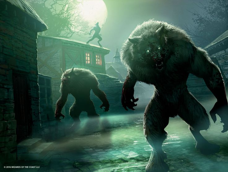 Shadows over Innistrad: Madness, werewolves, and gothic horror descend upon Magic | Ars Technica