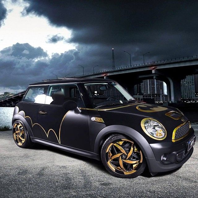 Kia Cherry Hill >> MINI Bat Mobile   Mini Cooper   Mini countryman, Mini ...