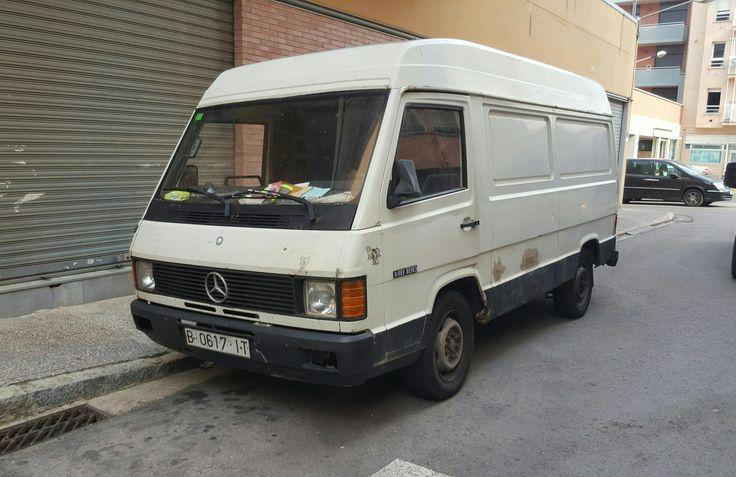 Mercedes MB 180, Girona