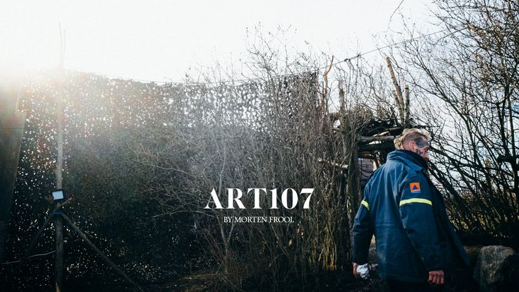 "ART107. Art Ranger,  an anarchistic and philosophical painter based on the outskirts of Fredrikstad, Norway.  The concept of ""Art Ranger"" is..."
