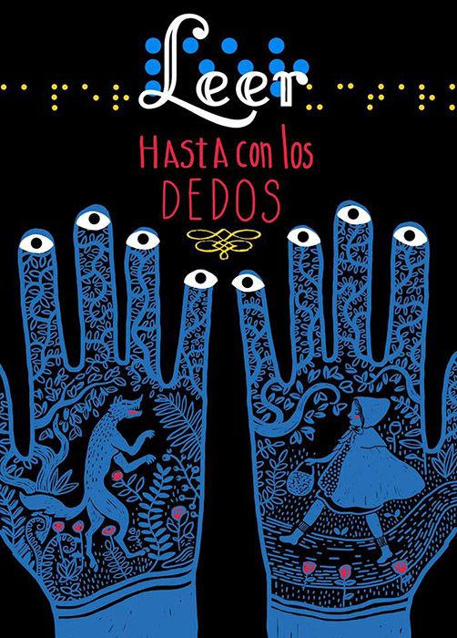 Juan Palomino ha quedado en primer lugar, por su creatividad, del XXVII Concurso Nacional de Cartel 'Invitemos a leer' convocado por Conaculta de México. ¡Enhorabuena!
