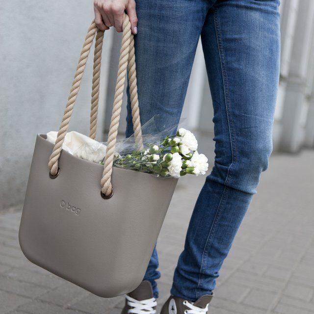 Products we like / Bag / Mini O Bag / Thick Hawser / Clean Design / Shopping / at im a dreamer