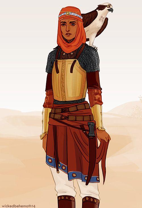 bhdrawsstuffthings: dagger | petite | bashful | persian | bird of prey LET'S DRAW LADY KNIGHTS