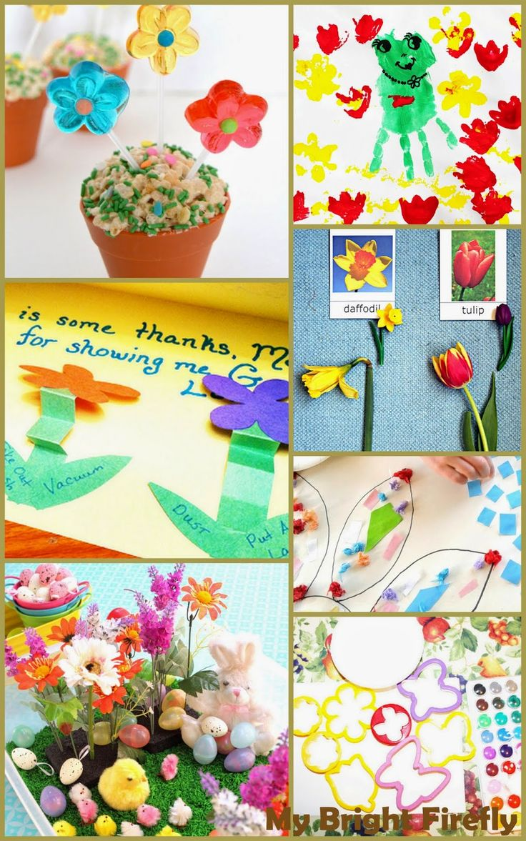 preschool mothers day crafts 17 best images about flowers on activities 5263