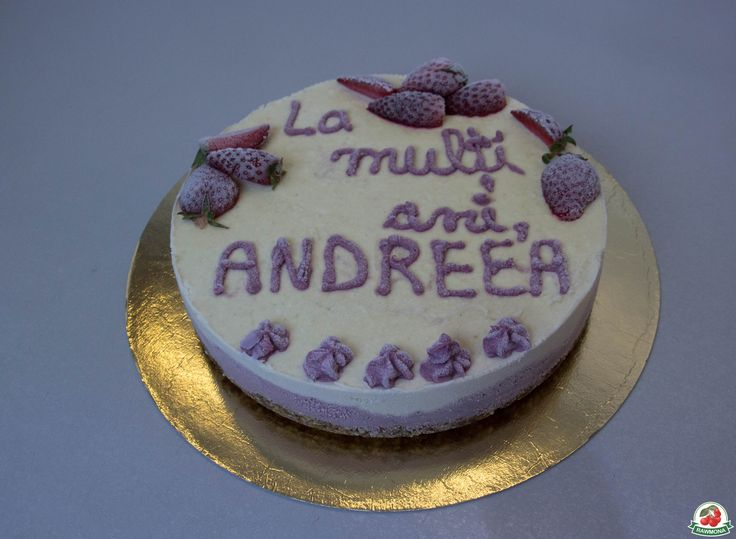 Raw birthdaycake