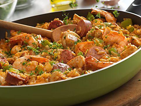 Chicken and chorizo pasta recipe - goodtoknow